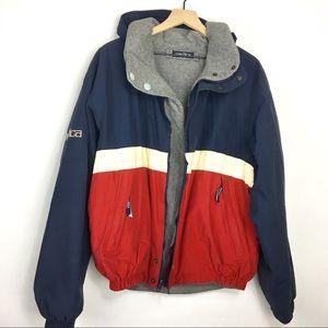 90's Vintage Reversible Windbreaker Jacket 🔥